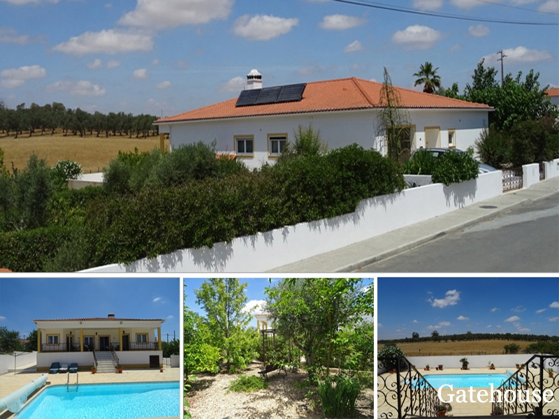 4 Bed Villa for Sale in Alentejo Portugal