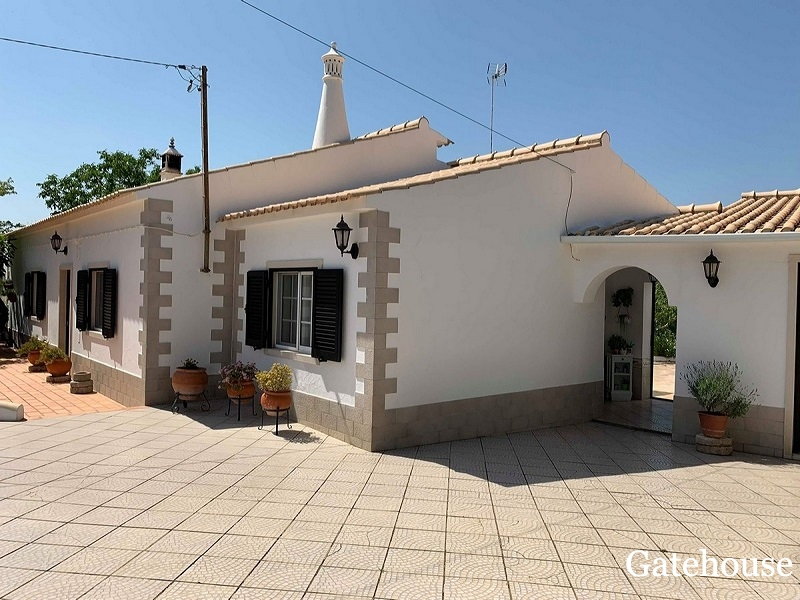 Algarve 6 Bed Quinta For Sale In Sao Bras de Alportel