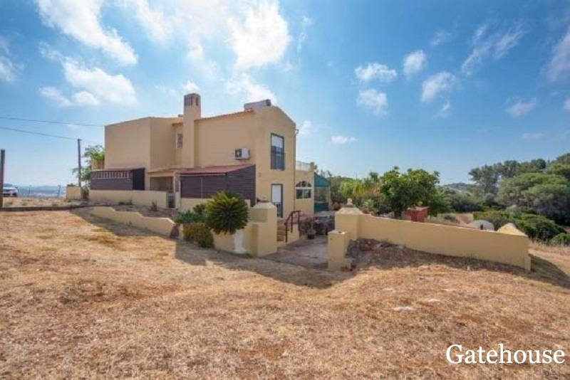 Algarve Villa For Sale In Lagos With Paddock For Horses