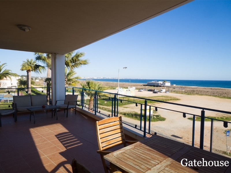 Sea View Frontline Property For Sale In Lagos Algarve