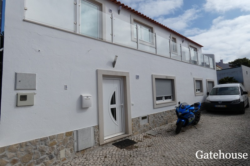 4 Bed Townhouse In Foz do Arelho Portugal