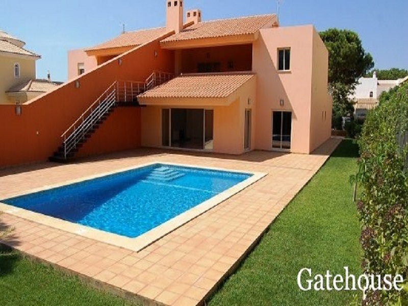 4 Bed Villa For Sale In Vilamoura Algarve