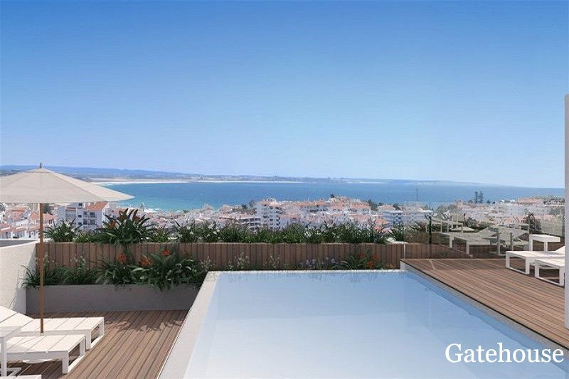 5 Bed Luxury Sea View Penthouse For Sale In Lagos Algarve