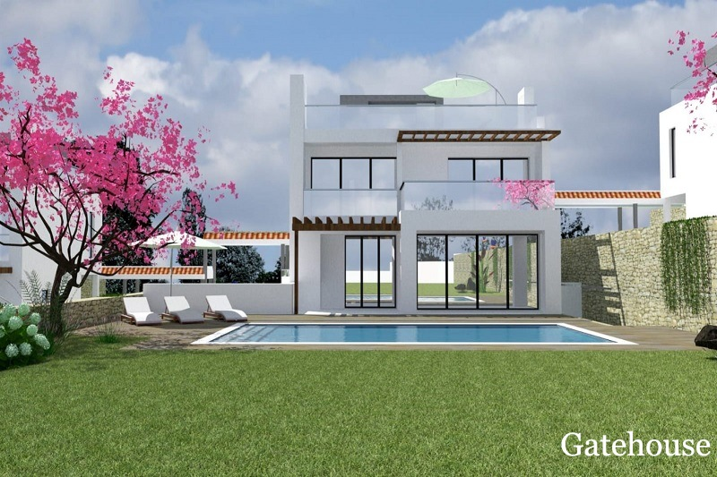 Almancil New Modern Villas For Sale Algarve
