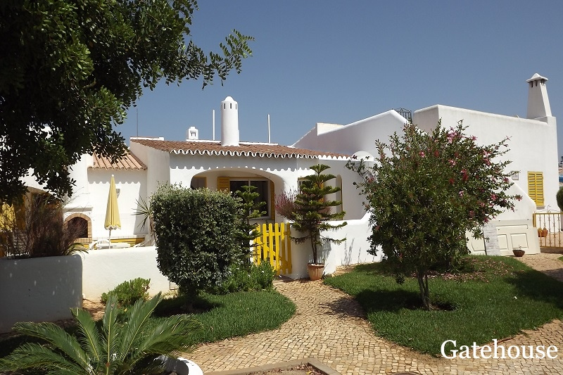 Bargain 2 Bed Townhouse In Vilamoura Algarve