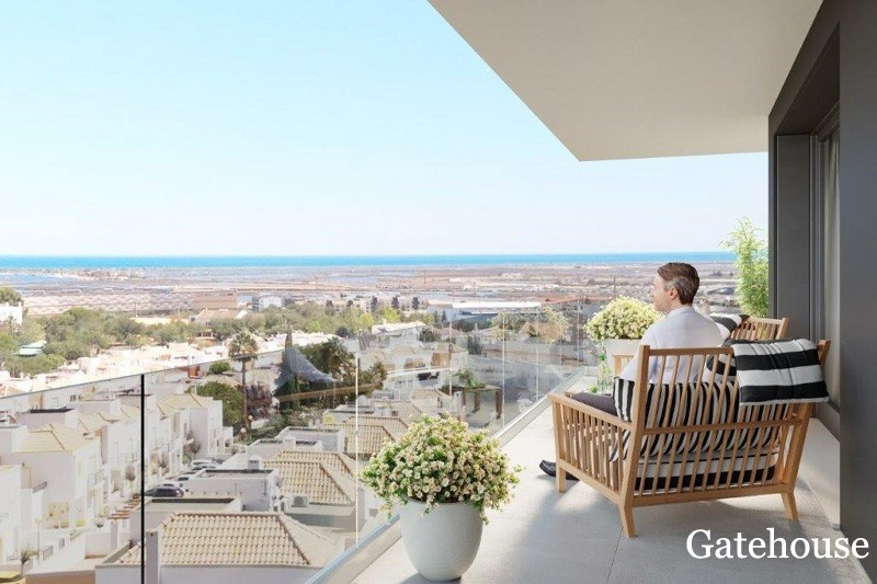 Brand New 2 Bed Modern Style Apartment For Sale In Tavira Algarve