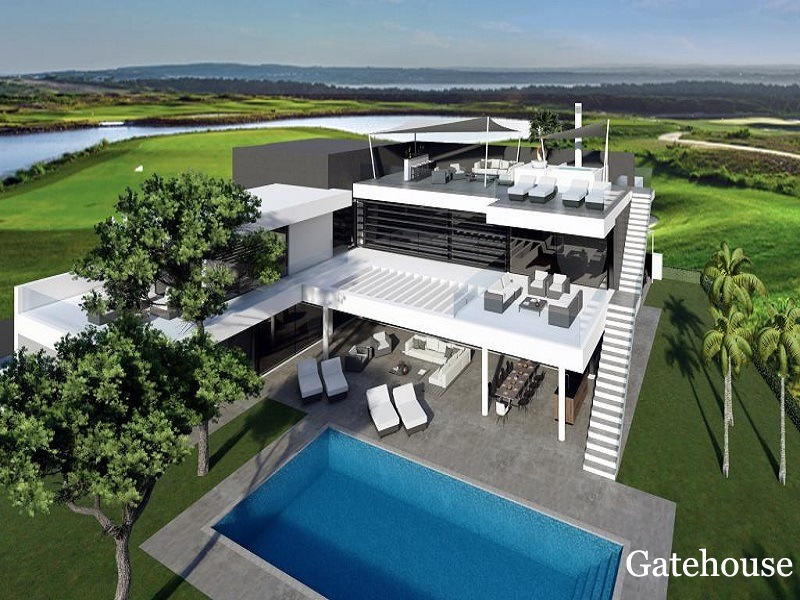 Brand New Luxury Villa In Quinta do Lago Algarve