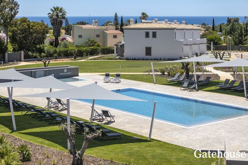Brand New Townhouses For Sale In Carvoeiro Algarve