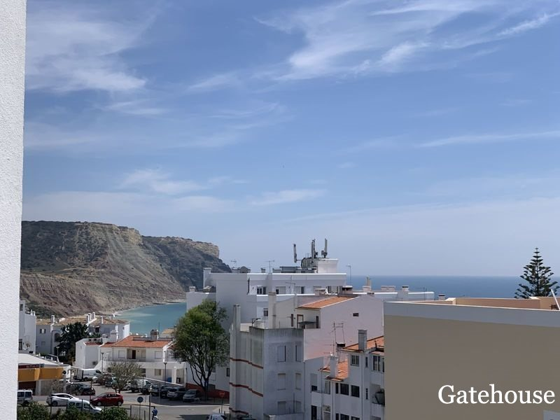 Cheap Sea View 2 Bed Apartment In Praia da Luz Algarve