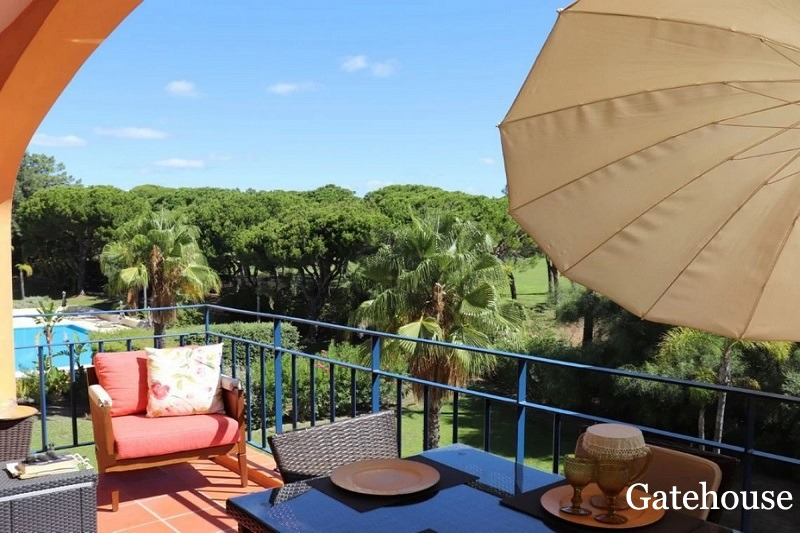Vila Sol Golf Resort 2 Bed Apartment In Vilamoura For Sale