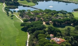 Luxury Quinta do Lago properties for sale next to golf courses